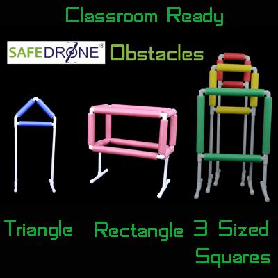 SafeDRONE Obstacles