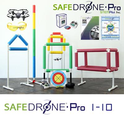 SAFEDrone Pro 1-10