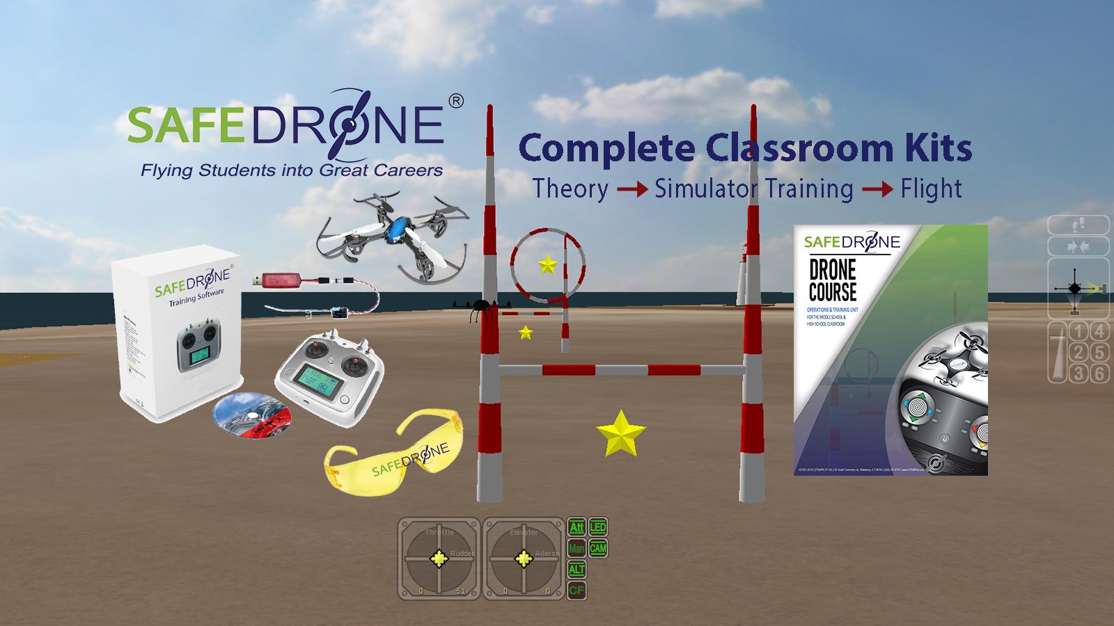 SAFEDrone Classroom Protocol