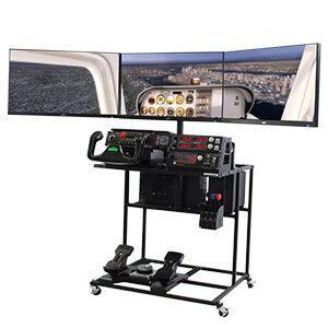 Edustation Flight Simulators