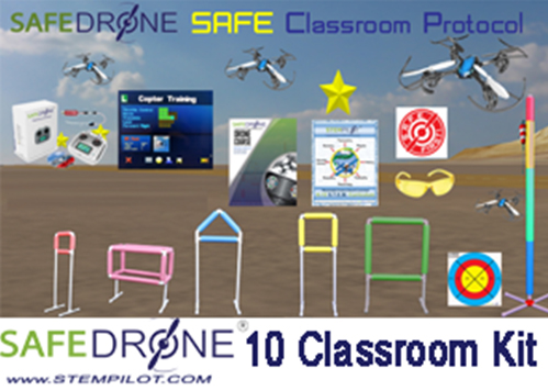 Fly Drones In Your Classroom